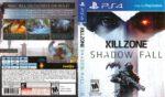 Killzone 4 Shadow Fall (2013) PS4 USA Cover