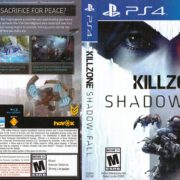 Killzone 4 Shadow Fall (2013) PS4 USA Cover