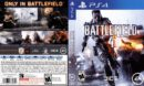 Battlefield 4 (2013) PS4 USA Cover