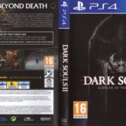 Dark Souls II Scholar Of the First Sin (2013) PS4 USA Cover