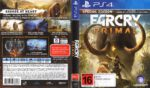 Far Cry Primal (2016) PS4 USA Cover