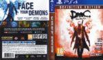 Divinity Original Sin Enhanced Edition (2015) PS4 USA Cover