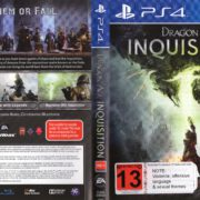 Dragon Age Inquisition (2014) PS4 USA Cover
