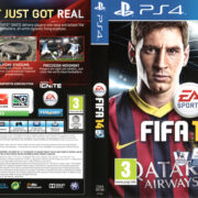 Fifa 14 (2013) PS4 USA Cover