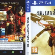 Final Fantasy Type-0 HD (2015) PS4 USA Cover