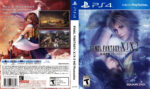 Final Fantasy X X-2 HD Remaster (2015) PS4 USA Cover