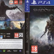 Middle-Earth - Shadow of Mordor (2014) PS4 USA Cover