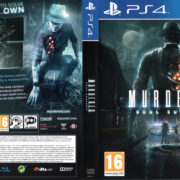 Murdered Soul Suspect (2014) PS4 USA Cover