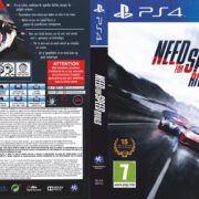 Need For Speed Rivals (2013) PS4 France Cover