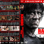 Rambo: Collector's Pack (1982-2008) R1 Custom Covers