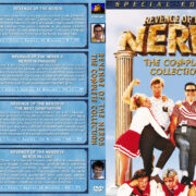 Revenge of the Nerds: The Complete Collection (1984-1994) R1 Custom Cover