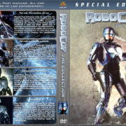 RoboCop: The Collection (4) (1987-2006) R1 Custom Cover