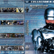 RoboCop Collection (4) (1987-2014) R1 Custom Covers