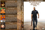 """""""The Rock"""" Collection (4) (2002-2005) R1 Custom Cover"""
