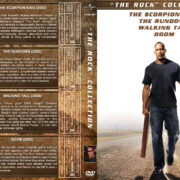 """The Rock"" Collection (4) (2002-2005) R1 Custom Cover"