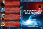 The Underwhelming Sci-Fi Collection (2008-2011) R1 Custom Cover
