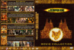 The Scorpion King Collection (4) (2002-2014) R1 Custom Cover