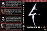 Scream Quadrilogy (1996-2011) R1 Custom Cover
