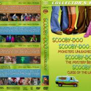 Scooby-Doo Quadrilogy (2002-2010) R1 Custom Cover