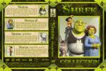 Shrek Collection (4) (2001-2010) R1 Custom Cover