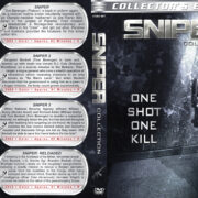 Sniper Collection (4) (1993-2010) R1 Custom Covers