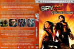 Spy Kids Collection (4) (2001-2011) R1 Custom Cover