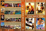 Step Up 4 DVD Movie Pack (2006-2012) R1 Custom Cover