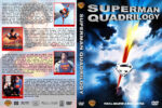 Superman Quadrilogy (1978-1987) R1 Custom Cover
