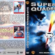 Superman Quadrilogy (1978-1987) R1 Custom Cover