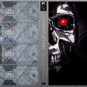 Terminator Quadrilogy (1984-2009) R1 Custom Cover