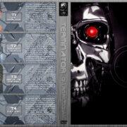 Terminator Quadrilogy (1984-2009) R1 Custom Cover