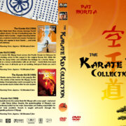 The Karate Kid Collection (4) (1984-1989) R1 Custom Covers
