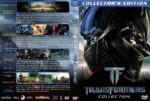 Transformers Collection (4) (2007-2014) R1 Custom Covers