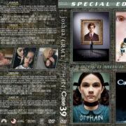 Joshua / Grace / Orphan / Case 39 Collection (2007-2009) R1 Custom Cover