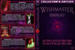 Wishmaster Quadrilogy (1997-2002) R1 Custom Cover