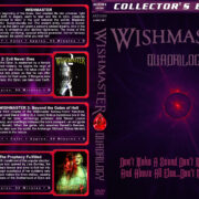 Wishmaster Quadrilogy (1997-2002) R1 Custom Cover