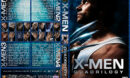 X-Men Quadrilogy (2000-2008) R1 Custom Cover