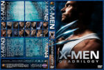 X-Men Quadrilogy (2000-2008) R1 Custom Cover