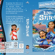 Lilo & Stitch (2002) R2 German Custom Cover