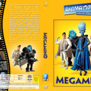 Megamind (2010) R2 German Custom Cover