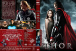 Thor (2011) R2 German Custom Cover