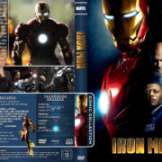 Iron Man (2008) R2 German Custom Cover