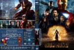 Iron Man 2 (2010) R2 German Custom Cover