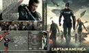 Captain America - The Winter Soldier (2014) R2 German Custom Cover