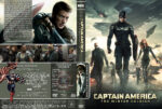 Captain America – The Winter Soldier (2014) R2 German Custom Cover