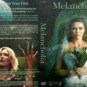 Melancholia (2011) R2 German Custom Cover & label