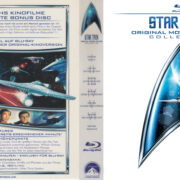 Star Trek: Original Motion Picture Collection (2011) R2 German Blu-Ray Covers & labels