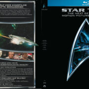 Star Trek: The Next Generation Motion Picture Collection (2009) R2 German Blu-Ray Covers & labels