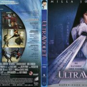 Ultraviolet (2006) R2 German Blu-Ray Cover & label
