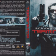 Terminator (1984) R2 German Blu-Ray Cover & label